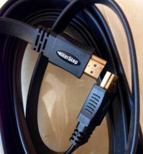"Кабель HDMI ""InterStep""- 3 м"