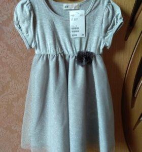 Детское платье на рост 98-104