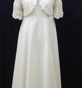 свадебное платье ретро (винтаж)
