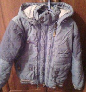 Куртка весна-осень утепленая