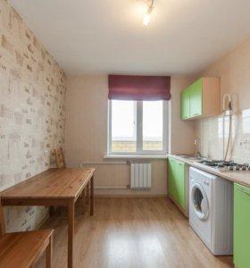Квартира, 1 комната, 38.4 м²