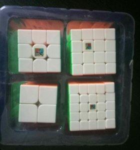 Кубики рубика Moyu 2на2 - 5на5