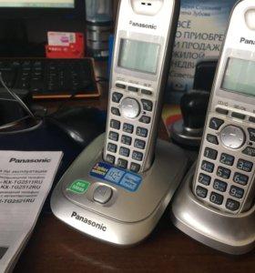 Телефон Panasonic (kx-TG2521 ru)
