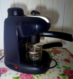 Кофемашина DeLonghi для молотого кофе