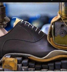 В цех по производству кож обуви требуются мастера