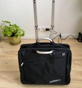 Сумка-чемодан для ноутбука