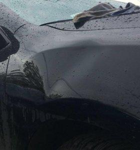 Удаление вмятин без покраски авто