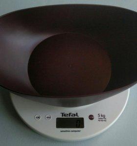 Весы кухонные tefal