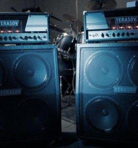Гитарные усилители и кабинеты Yerasov Detonator