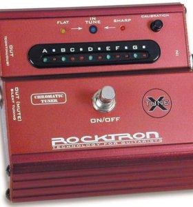 Напольный гитарный тюнер Rocktron X Tune
