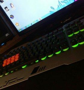 Клавиатура bloody B418