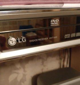 Домашний кинотеатр 5.1 LG LH-T1000