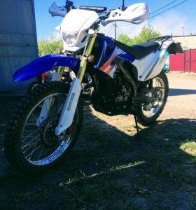 Срочно продам мотоцикл Эконика спорт 004 ТОРГ