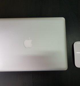 Mac Book Pro 13 (2010) + Mac Magic Mouse