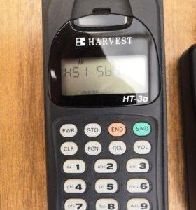 Радио телефонная трубка HARVEST DENRA HT-3a Новая