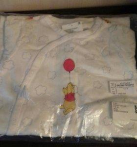 Пижамки 2 шт, размер 98H&M