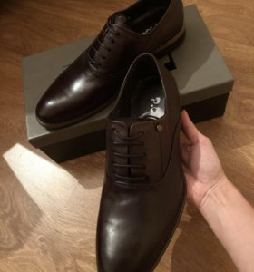 Мужская пара ботинок PAOLO CONTE