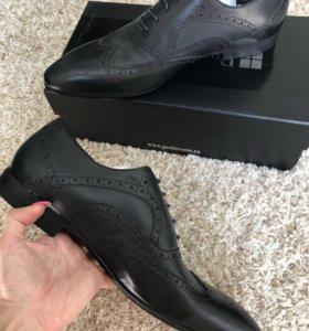 Мужская пара туфель PAOLO CONTE