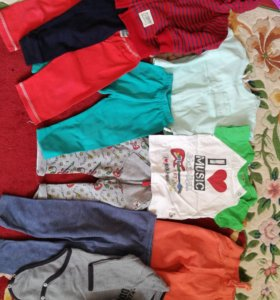 Одежда для мальчика от 1года до 2х