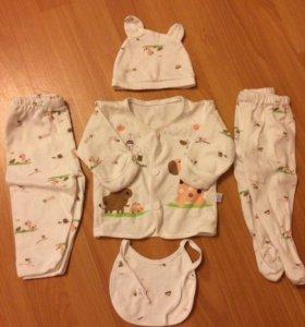 Комплект детский, пижама