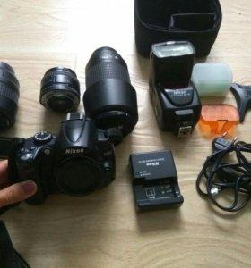 Фотоаппарат Nicon D 5000