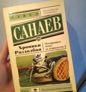 Книга Павла Санаева