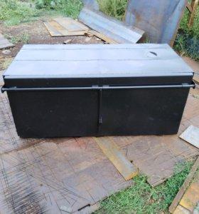 Ящик для инструментов на КаМаз