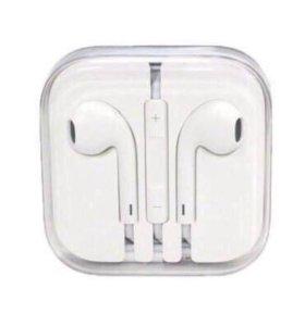 Apple AirPods. Оригинальные проводные наушники.