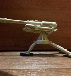 Игрушечная пушка