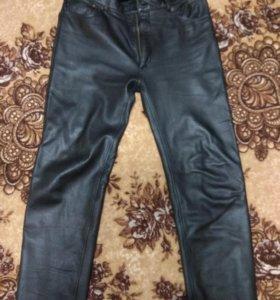 Продаю мужские кожаные штаны