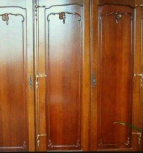 Шкаф спальни Филиппа