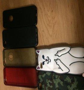 Продам чехлы на iPhone 5,S,SE
