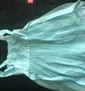 Платье, рост 110