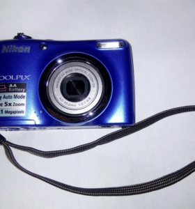 ✨Цифровой фотоаппарат Nikon Coolpix L23