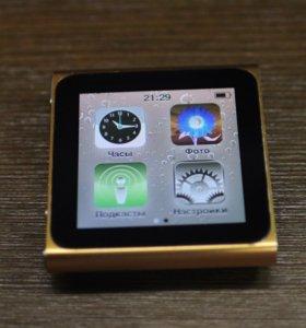 Цифровой плеер iPod nano 6
