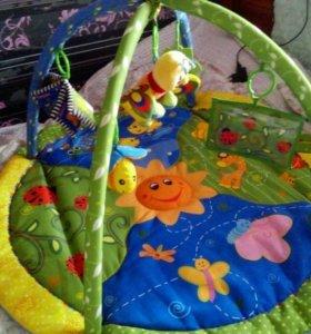 Детский ,развивающий коврик