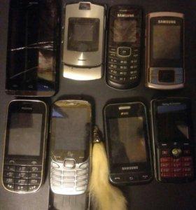 Бу телефоны