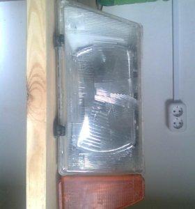 Левая фара на ваз 2109