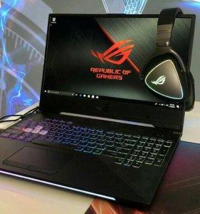 Продажа б/у и новых ноутбуков.