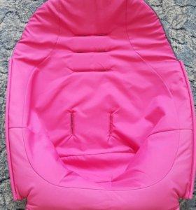Сменный текстиль stokke розовый