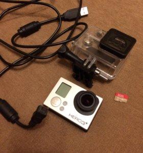 Камера GoPro hero 3+ silver editions