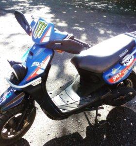 Запчасти на скутера Yamaha (BWS) ,Suzuki,Honda