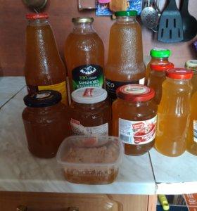 Мёд(свойский)