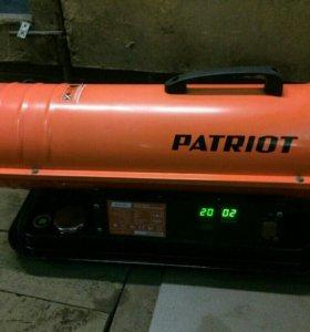 Дизельная пушка прямого нагрева Patriot DTC 125
