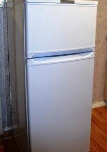 """Новый двухкамерный холодильник """"Саратов"""""""