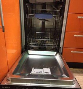 встроенная посудомоичная машина