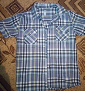 Рубашка подростковая