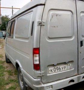 ГАЗ Соболь, 2005