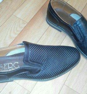 Туфли мужские. Кожа. Новые.