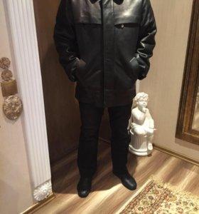 Куртка зимняя на меху